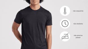 Conheça a origem da nossa tech t-shirt  e o processo produtivo por trás do produto