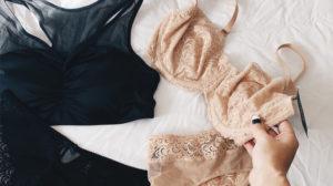 cuidados com lingerie